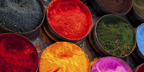 Colorantes naturales para la industria alimentaria