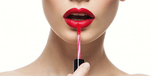 carmine is a natural pigment used in food, and cosmetic industry