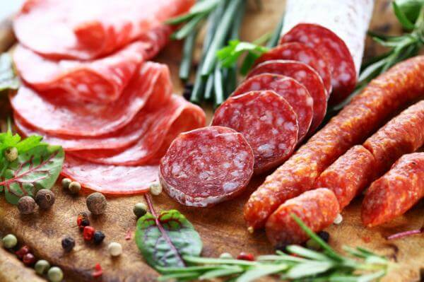Application of liquid carmine in processed meats - IMBAREX