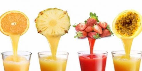 Juices Natural Colorants