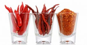 Natural Dyes for food from oleoresin paprika